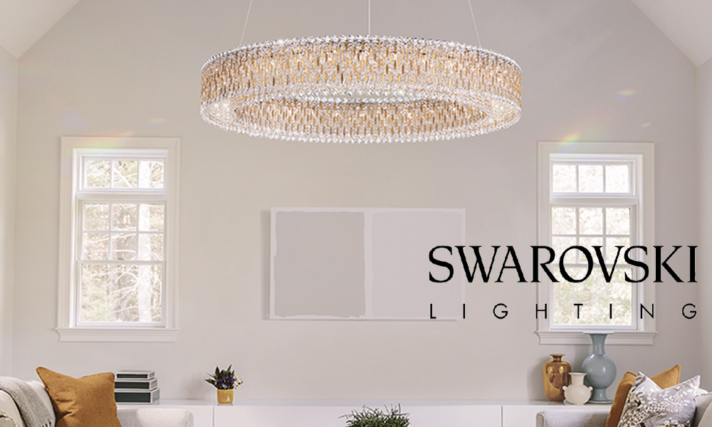 Swarovski Lighting by FCI London