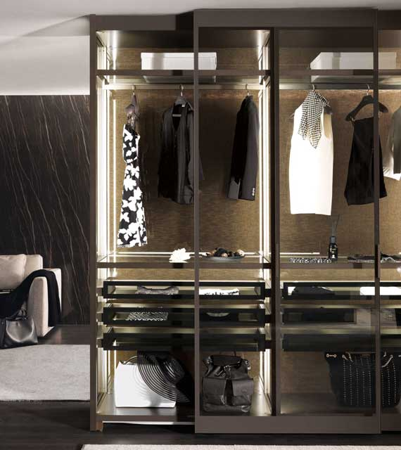 Built In Wardrobes by FCI London