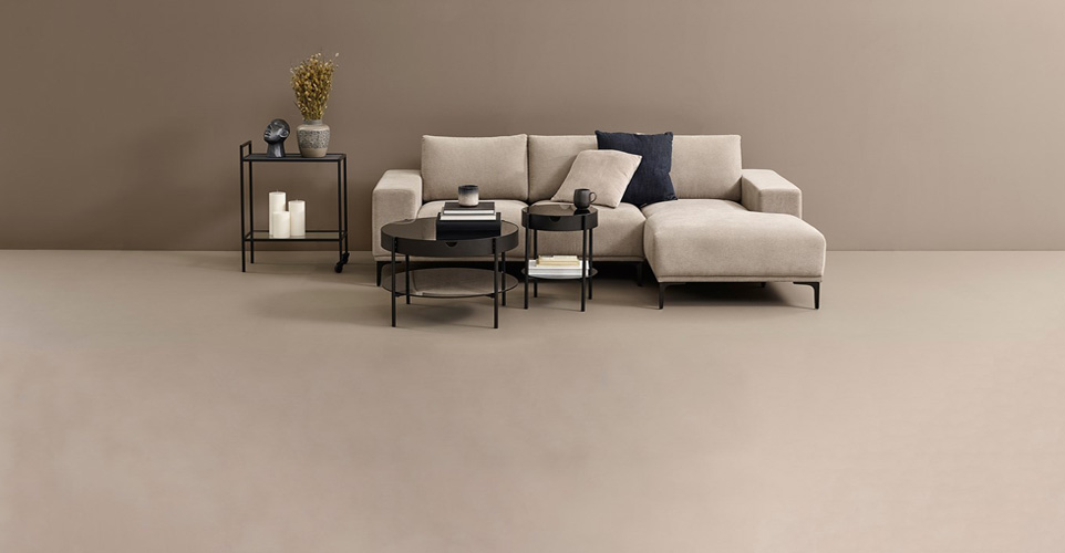 Dk Modern Simple Functional Design Fci London - Simple Living Emilia Blue Sofa Table