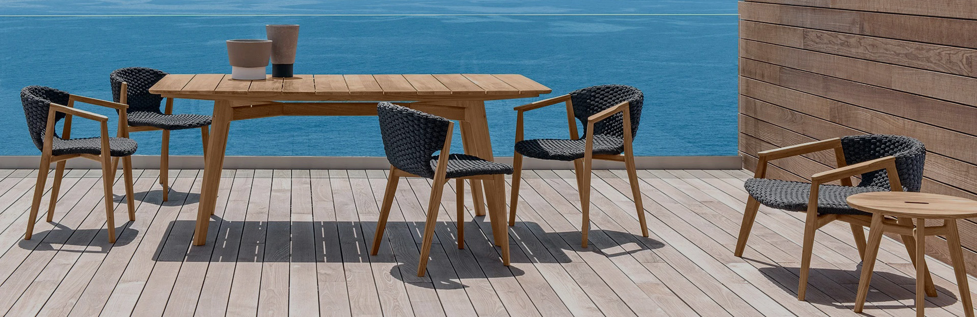Ethimo Outdoor Furniture by FCI London