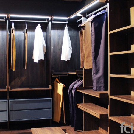 Walk In Wardrobes by FCI Clearance