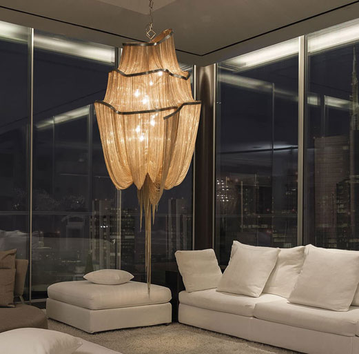 Contemporary Lighting by FCI London