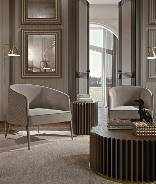 Frigerio Armchairs by FCI London