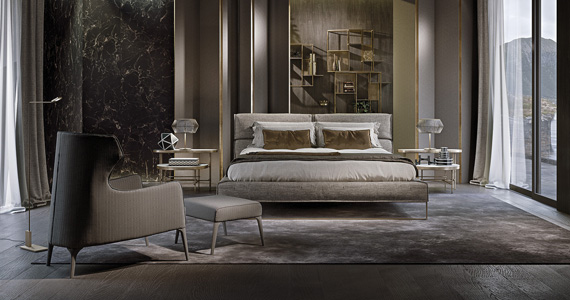 Frigerio Daybeds by FCI London