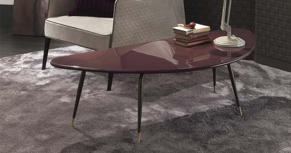 Frigerio Side Tables by FCI London