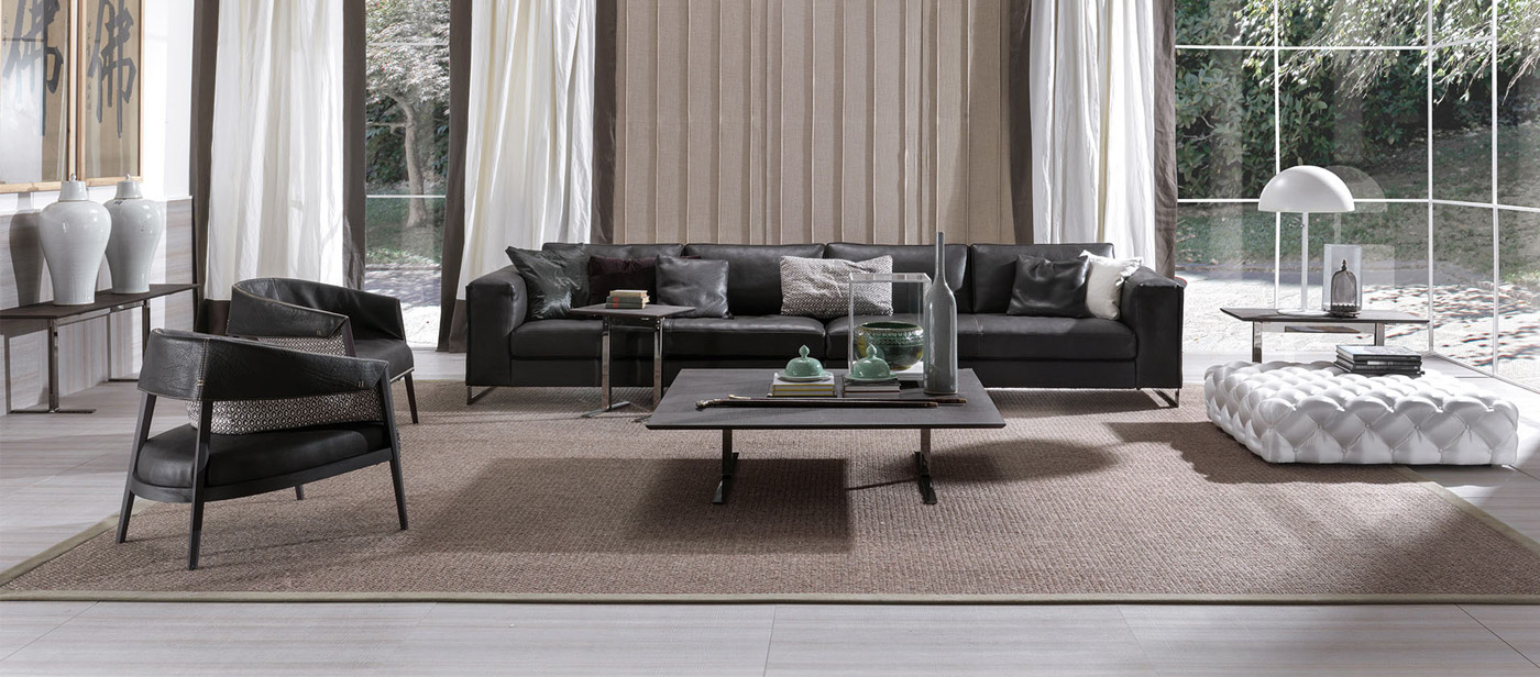 Frigerio Sofas by FCI London