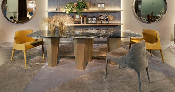 Frigerio Dining Tables by FCI London