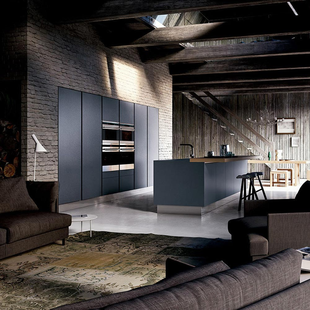 Evolution Laminam Kitchen Furniture