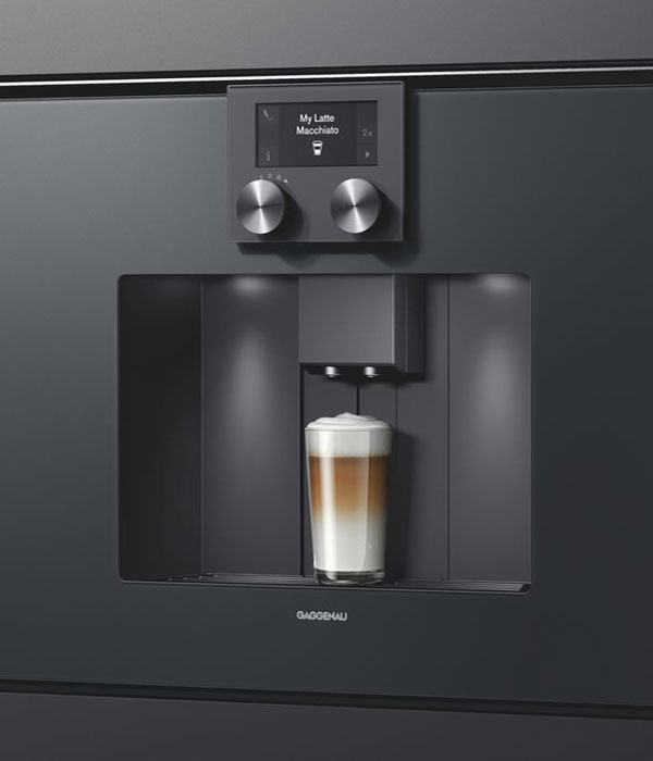 Gaggenau Coffee Machines