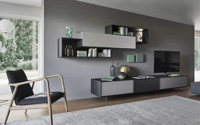 Contemporary TV Units by FCI London
