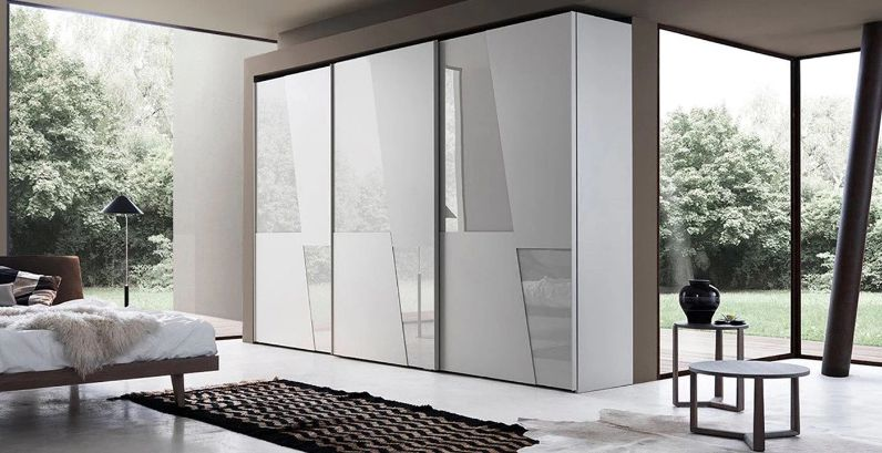 Contemporary Wardrobes by FCI London