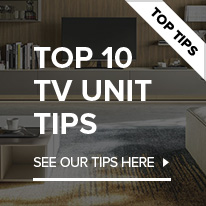Top 10 TV Unit Tips by FCI London