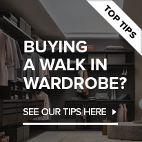 Top Tips for Buying A Walk In Wardrobe