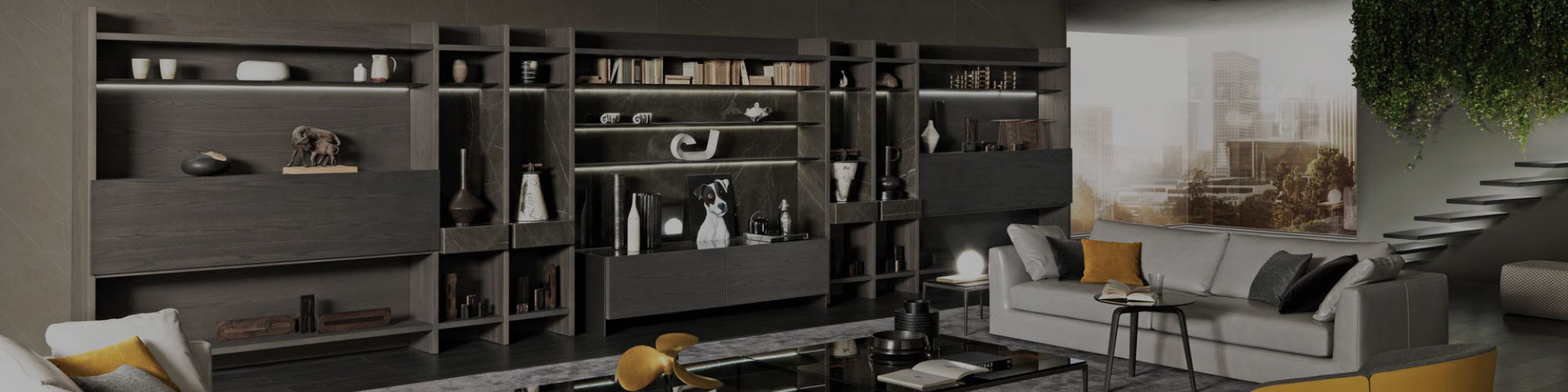 MisuraEmme Furniture by FCI London