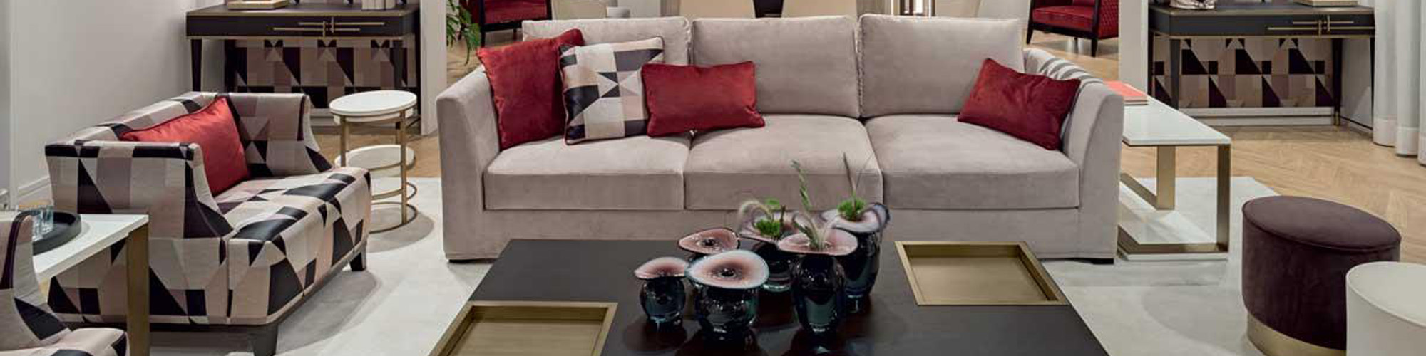 Oasis Group Furniture by FCI London