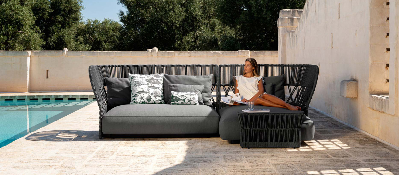 Talenti Outdoor Sofas by FCI London