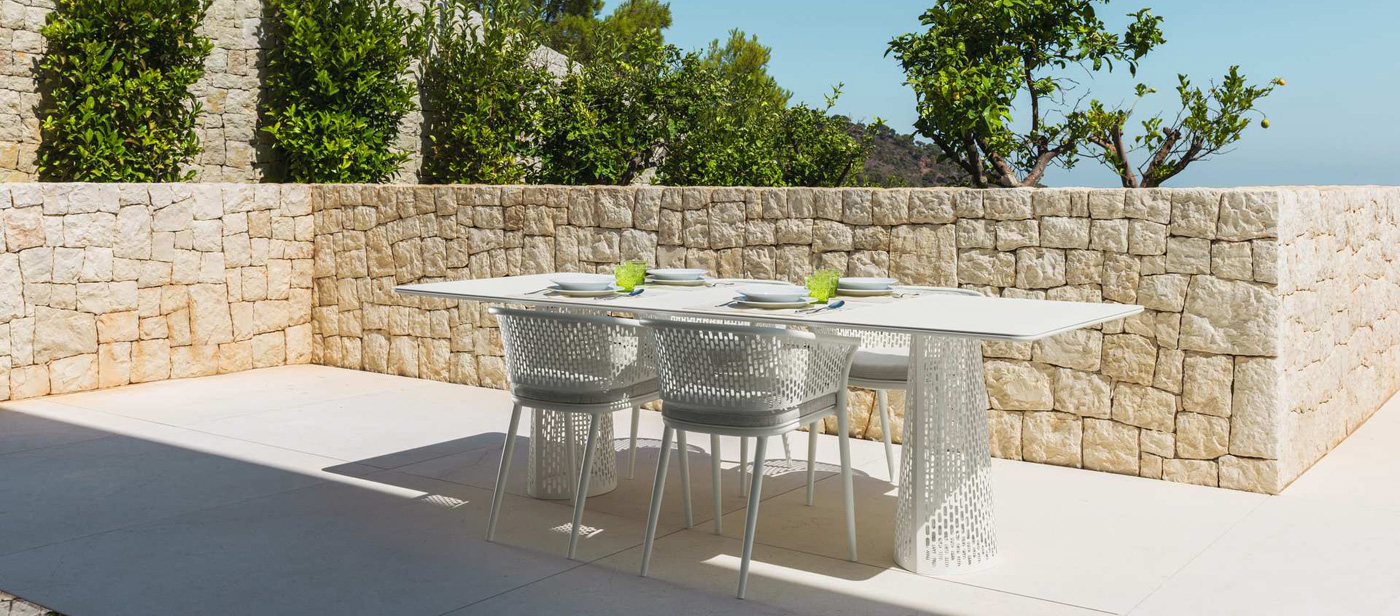 Talenti Outdoor Chairs by FCI London