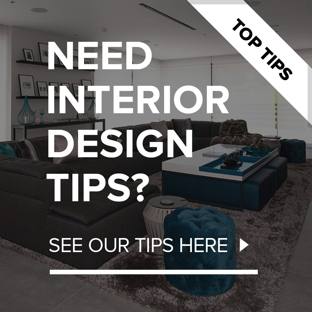 Our Top 7 DIY Interior Design Tips.