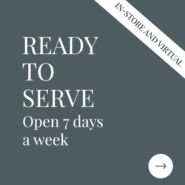 Ready to Serve
