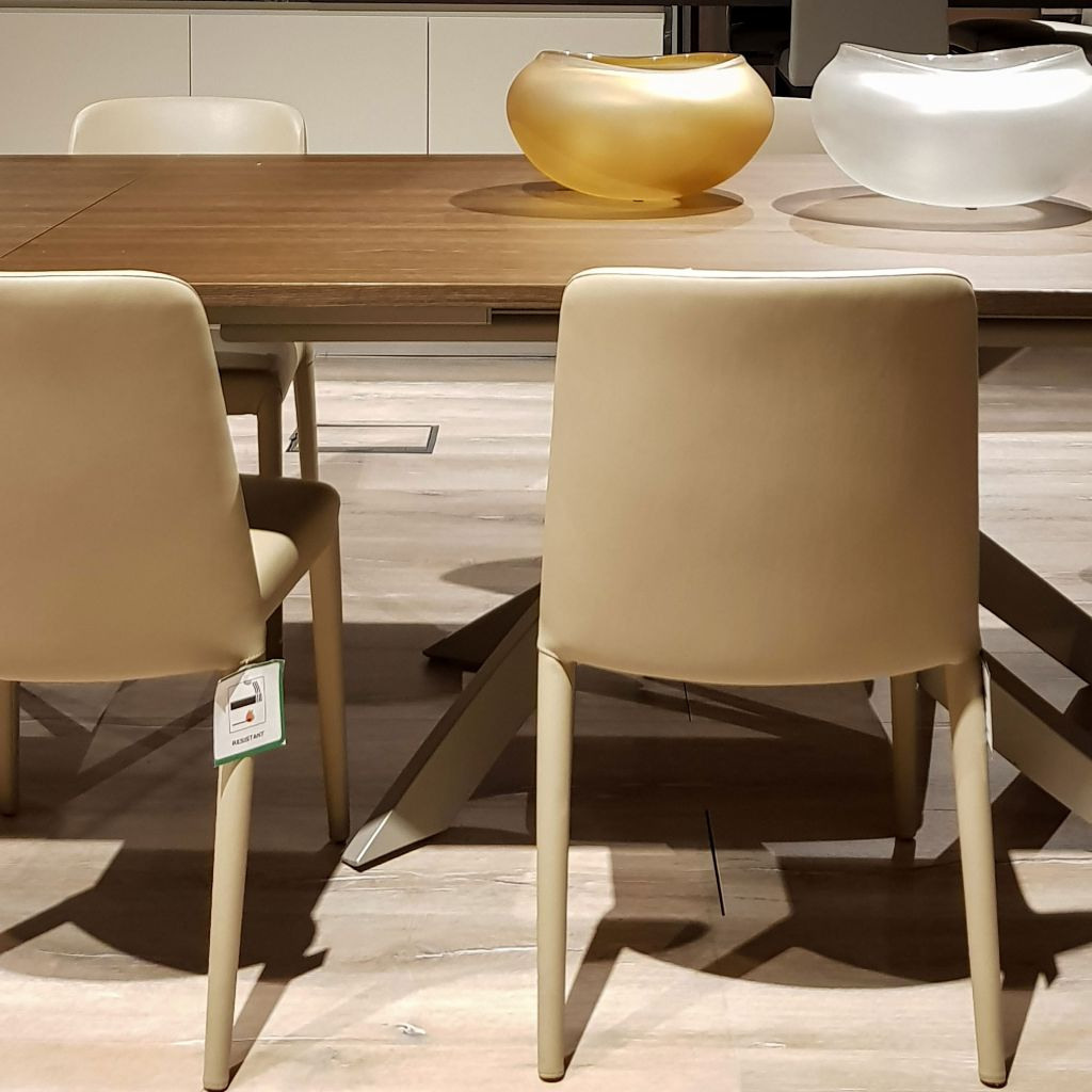 Dining Chairs on Display by FCI London