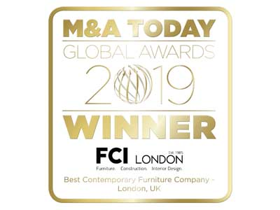 M & A Today Global Awards 2019 Winner