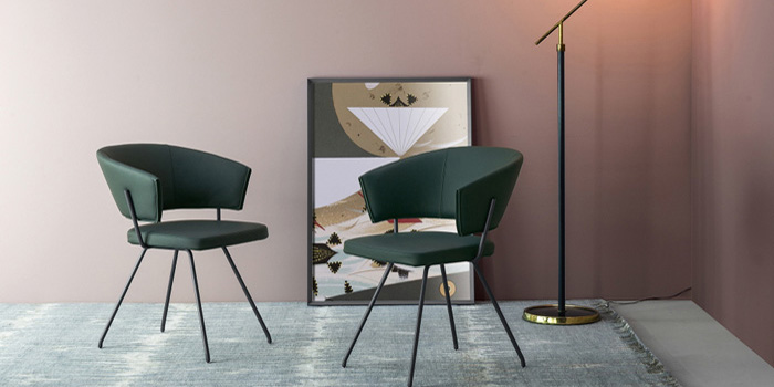 Bahia Dining Chair by Bonaldo