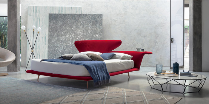 Double Bed by Bonaldo