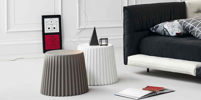 Muffin Pouf by Bonaldo