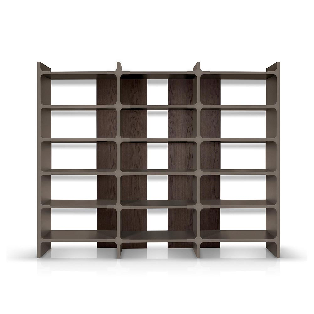 Bo-Em 004 Bookcase by Altitude