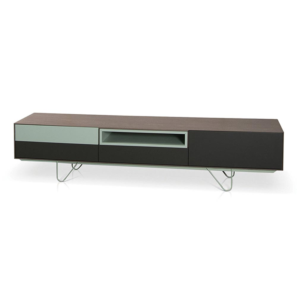 Vintme 006 A TV Wall Unit by Altitude