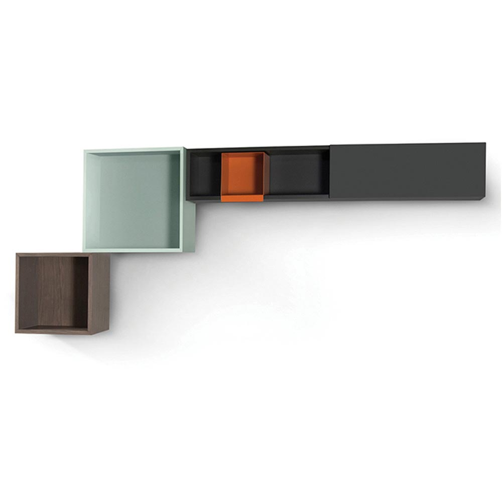Vintme C E F Wall Unit by Altitude