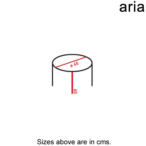 Nelson - 05 C Side Table by Aria