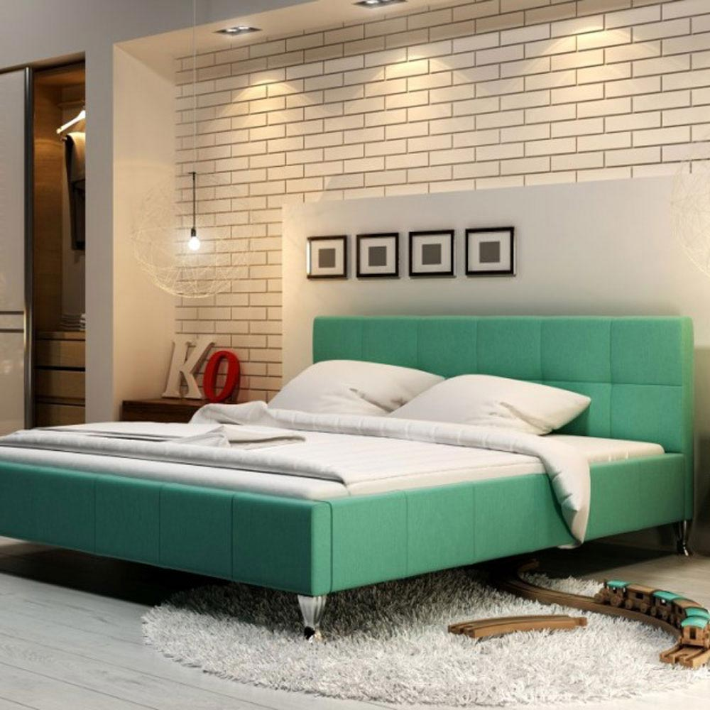 Futura Double Bed by B and B Letti