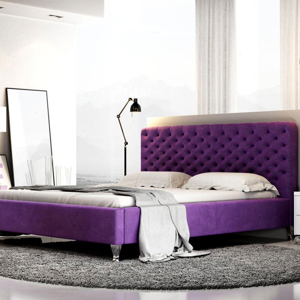 Lazio Double Bed by B and B Letti