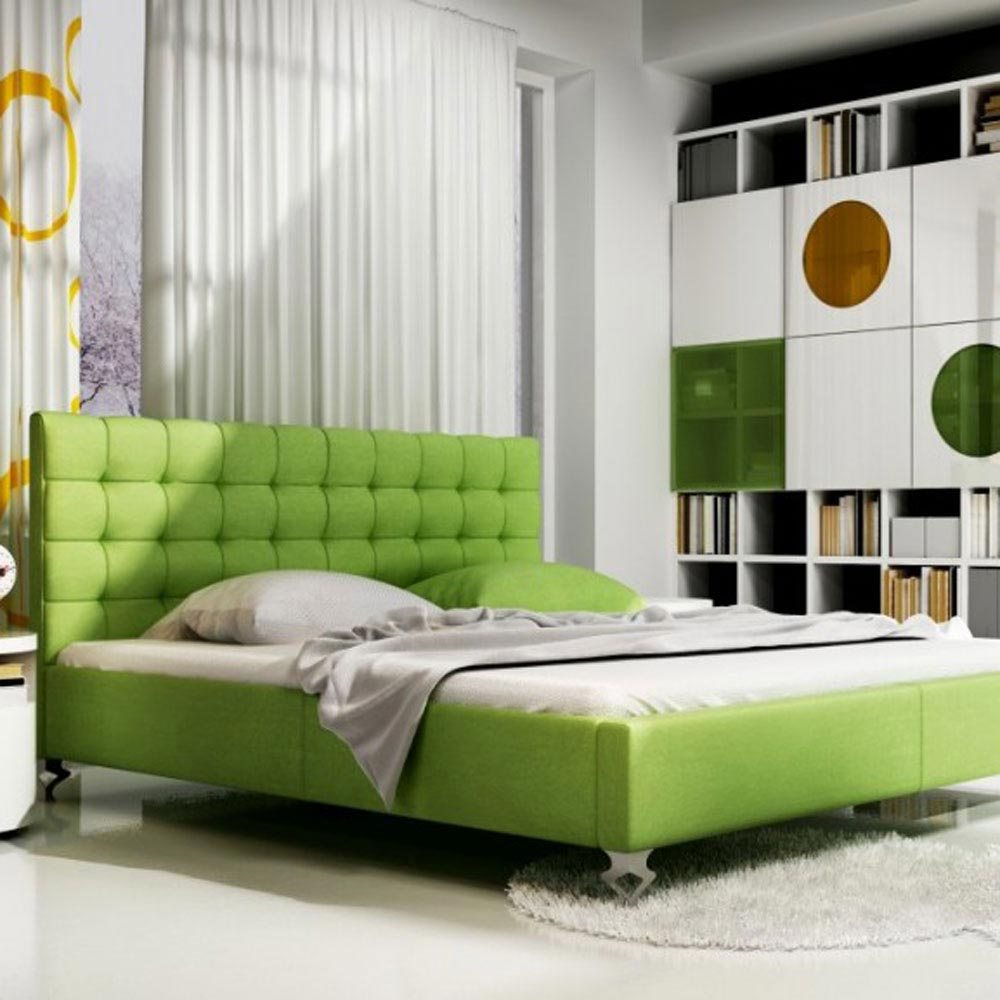 Madison Double Bed by B and B Letti