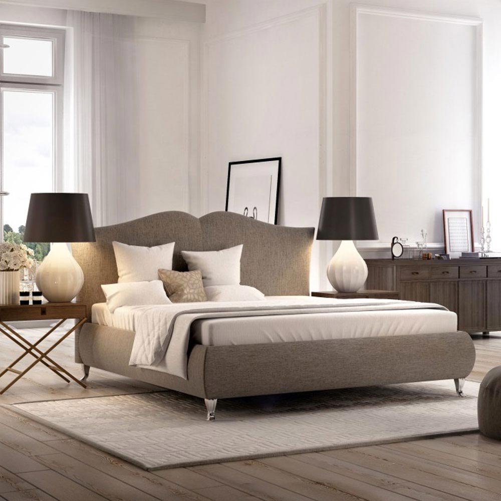 Milano Double Bed by B and B Letti