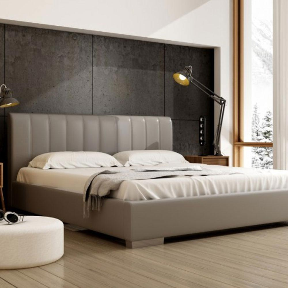 Naomi Double Bed by B and B Letti