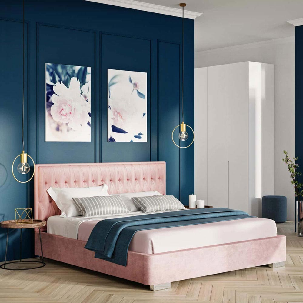 Prince Double Bed by B and B Letti