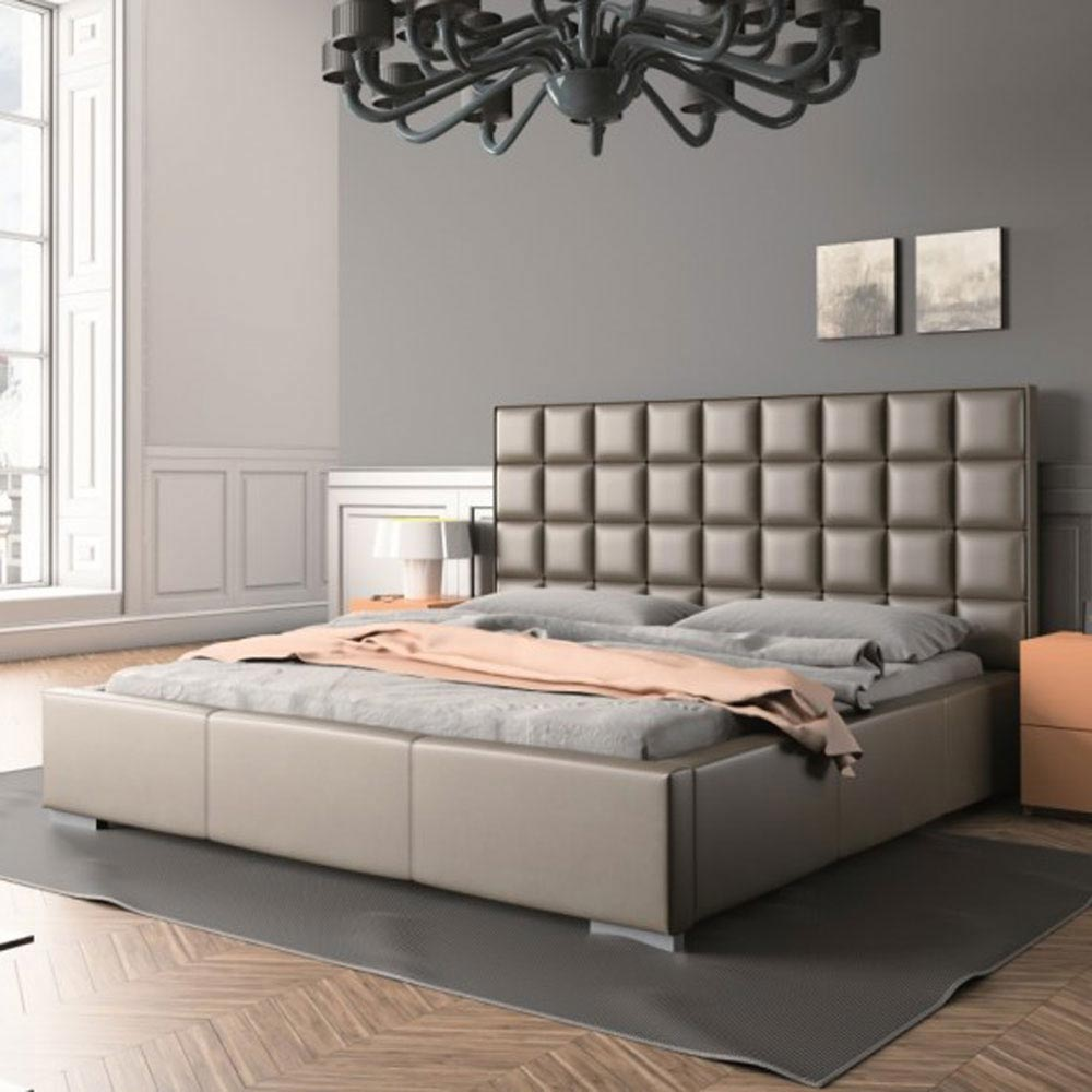 Quadro Mini Double Bed by B and B Letti