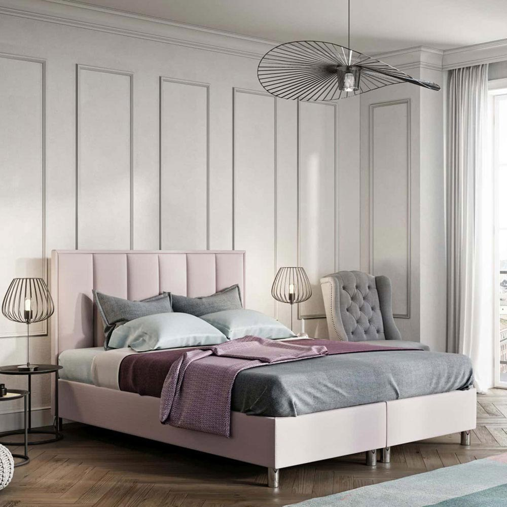 Quadro Vertical Double Bed by B and B Letti