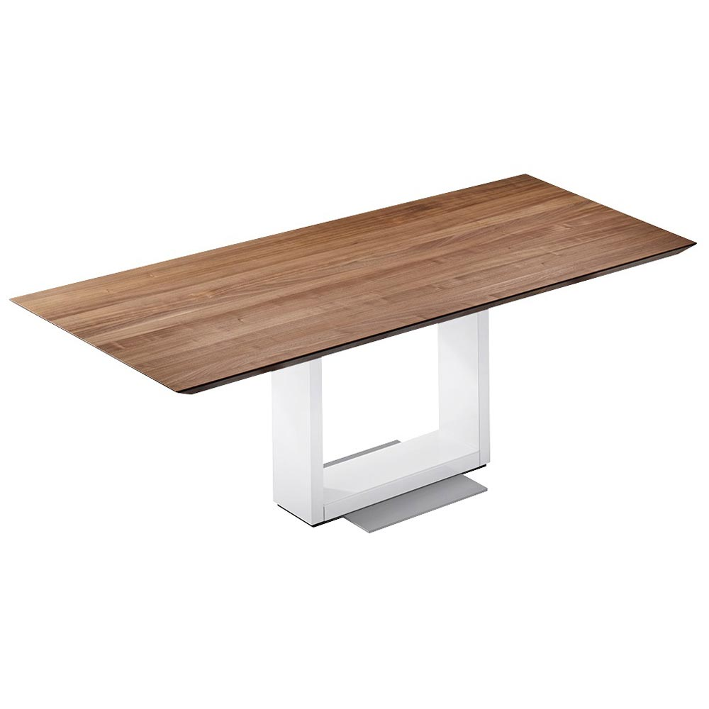 Up To Date Extending Dining Table by Bacher Tische