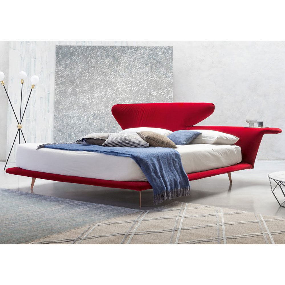 Lovy Double Bed by Bonaldo