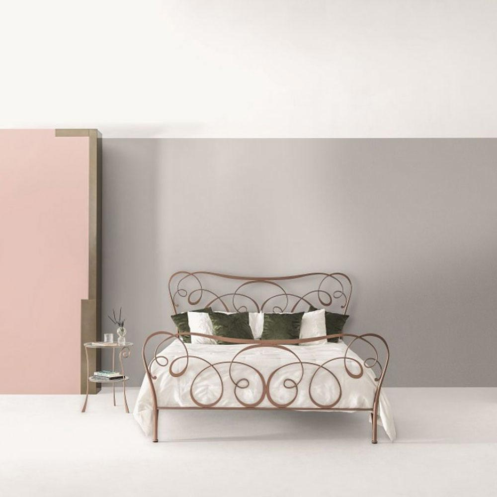Altea Double Bed by Bontempi