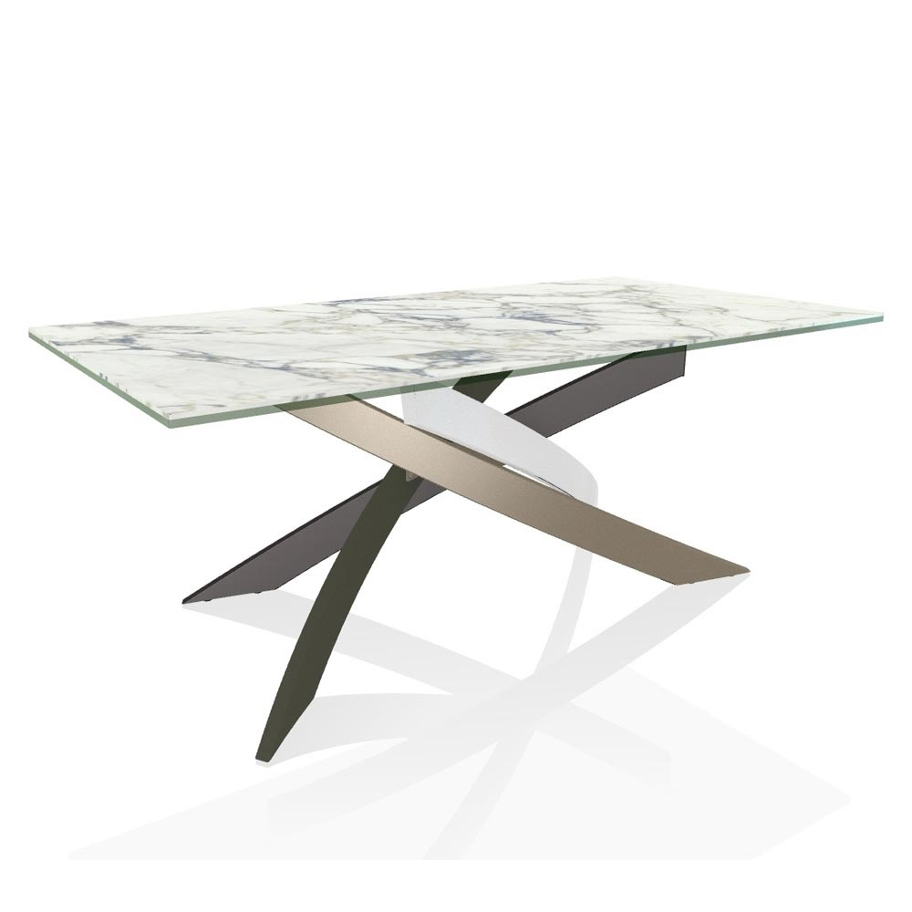 Artistico 07-76 Coffee Table by Bontempi