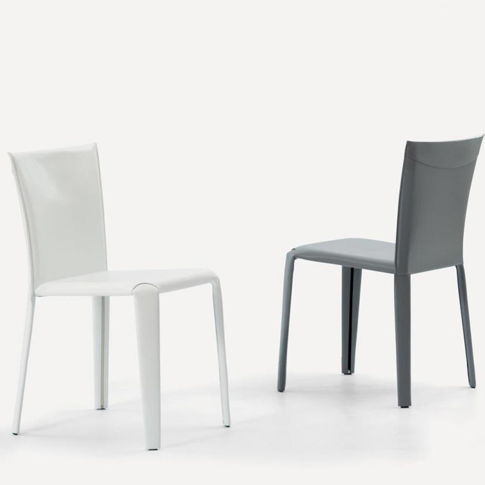 Clark Dining Chair by Bontempi