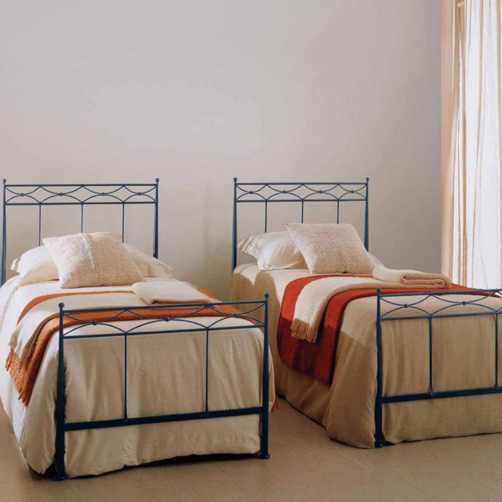 Dedalo Single Bed by Bontempi