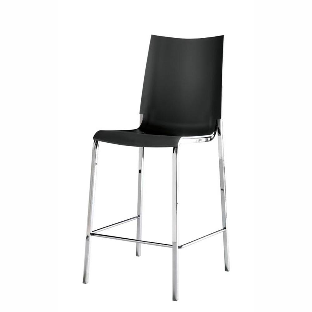 Eva Bar Stool by Bontempi