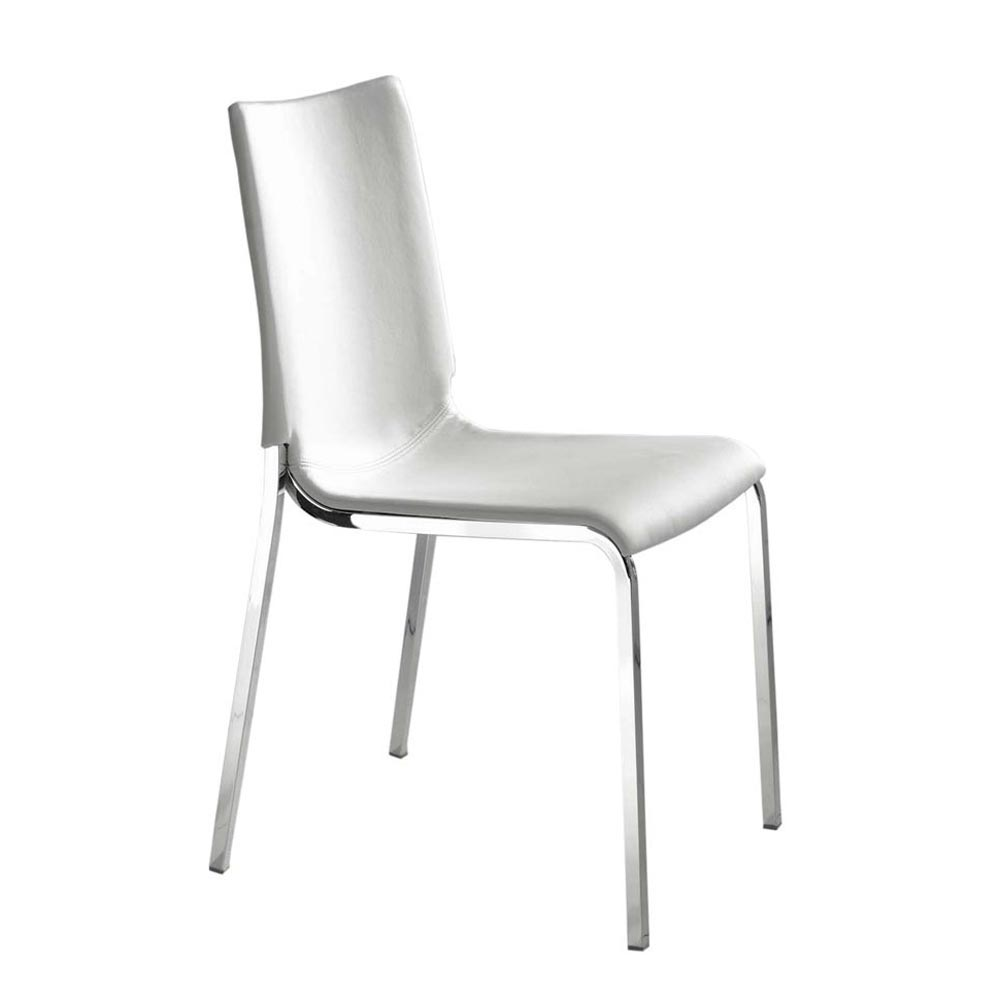 Eva Outdoor Stackable Dining Chair by Bontempi