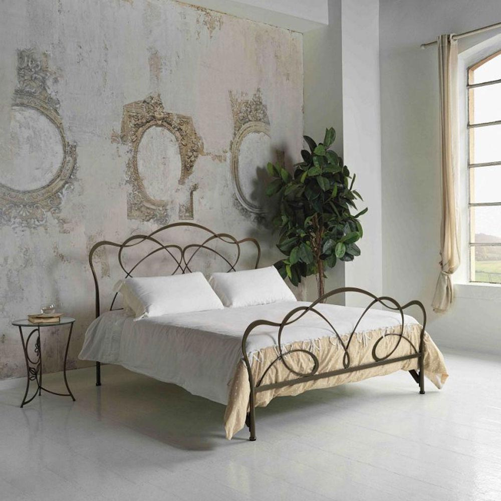 Fantasy Double Bed by Bontempi