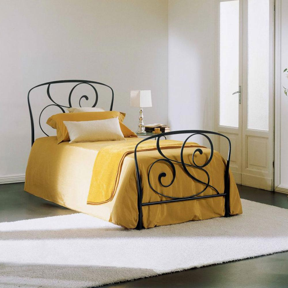 Genziana Single Bed by Bontempi